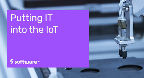 Get IT back into the IoT