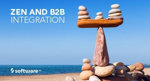 The Zen-like Nature of B2B Integration