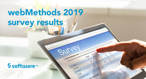Key Findings: webMethods Customer Survey
