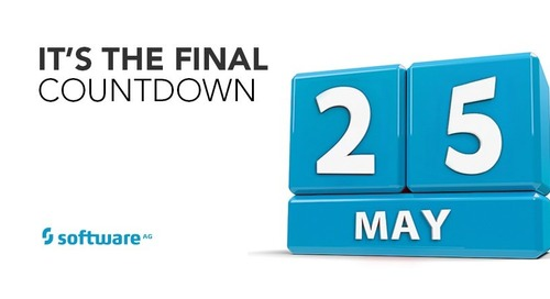Final Countdown for GDPR