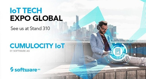 IoT Tech Expo: Experience Everything