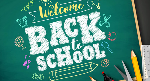 Our Back to School Checklist is here!