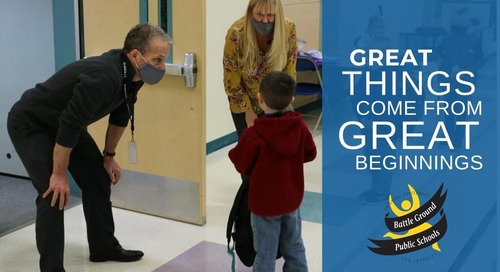 Kindergarten enrollment is open in Battle Ground