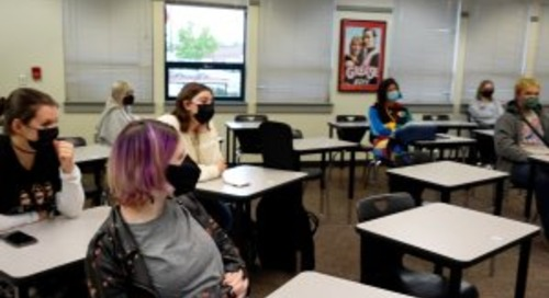 (VIDEO) Levy dollars keep the arts at center stage in Battle Ground schools