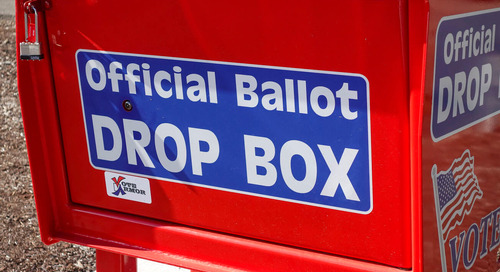Ballots for Nov. 2 election are in the mail