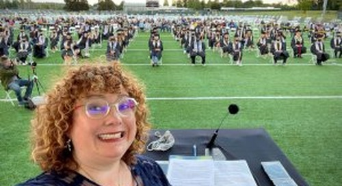 Battle Ground art teacher recognized as one of the state's best
