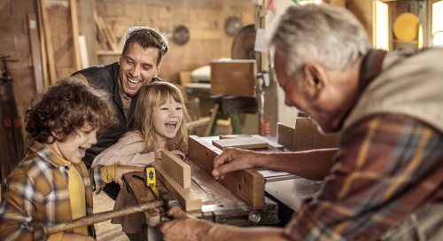 A Plan: The Family Secret to Business Transition
