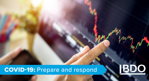 Reporting issuers and COVID-19: Financial reporting and audit impacts