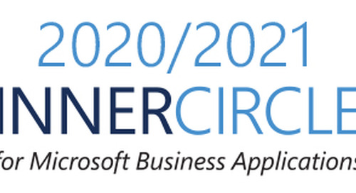 BDO Canada LLP Achieves the 2020/2021 Inner Circle for Microsoft Business Applications
