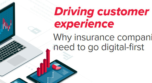Why insurance companies need a digital-first business strategy