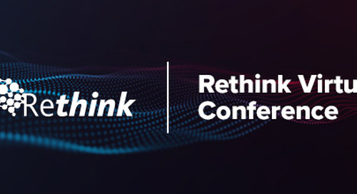 Rethink Conference: Three key takeaways