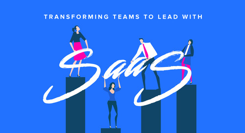 Transforming Teams to Lead with SaaS: Insights from Gartner