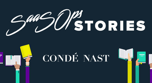 SaaSOps Stories With Craig Holland, SVP of Global Infrastructure at Condé Nast