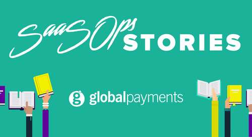 SaaSOps Stories With Michael Weir, Director of Operations at Global Payments