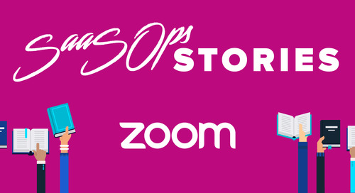 SaaSOps Stories With Lester Chan, Head of Enterprise Security at Zoom