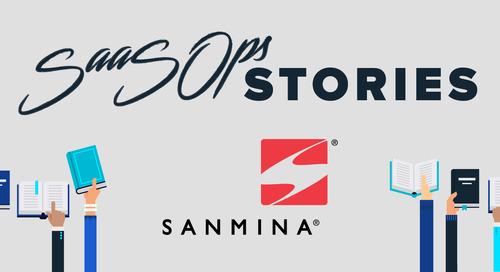 SaaSOps Stories With Matt Ramberg, VP of Information Security at Sanmina