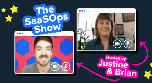 (Re)introducing the SaaSOps Show, Featuring Justine and Brian