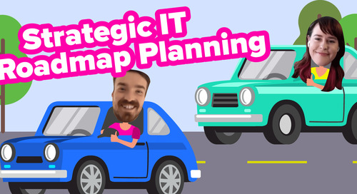 SaaSOps Show Episode 17: Strategic IT Roadmap Planning