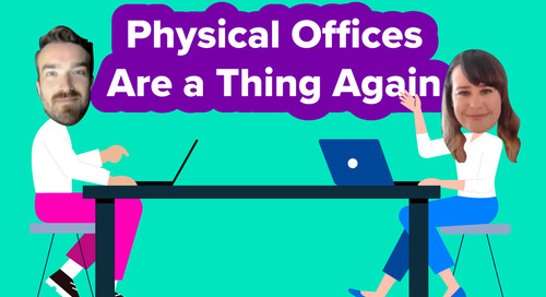The SaaSOps Show: Physical Offices Are a Thing Again