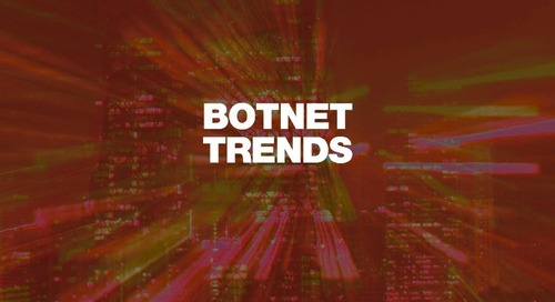 58% of Botnet Malware Infections Last Under a Day