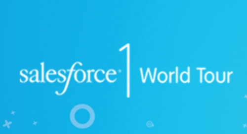 Join Dell Boomi in Chicago for the Salesforce1 World Tour