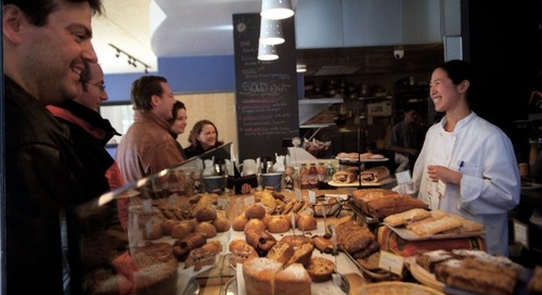 Watch a pastry chef at Flour Bakery + Cafe bake for the day