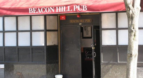 The Beacon Hill Pub is back in business