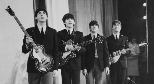 Classic Beatles' song adapted for picture book with local illustrator