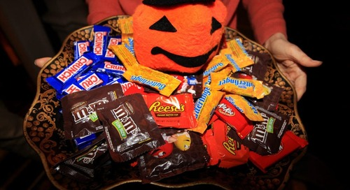 How to be the house that everyone wants to visit on Halloween, according to a candy expert