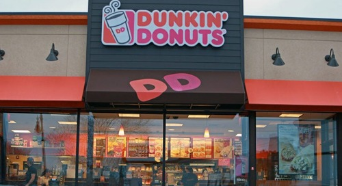 Dunkin' is testing donut fries and other eccentric snacks in Boston