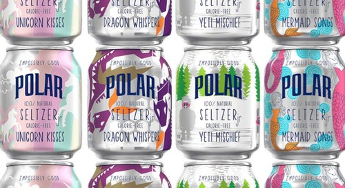 Polar Seltzer introduces 2 new 'mythical' flavors