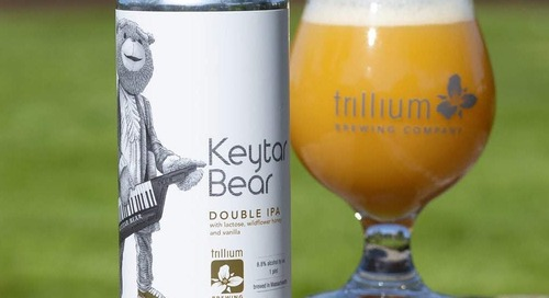 Trillium's newest beer pays homage to a Boston icon