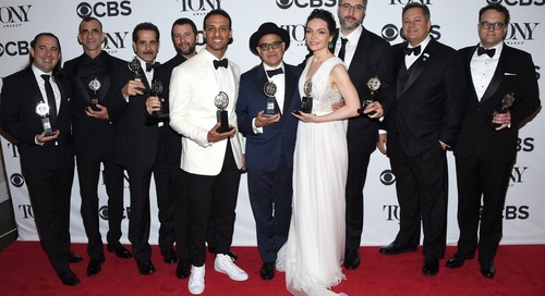 A theme of tolerance, inclusion at this year's Tony Awards
