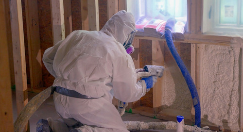 Spray Foam Insulation: Open Cell or Closed Cell?