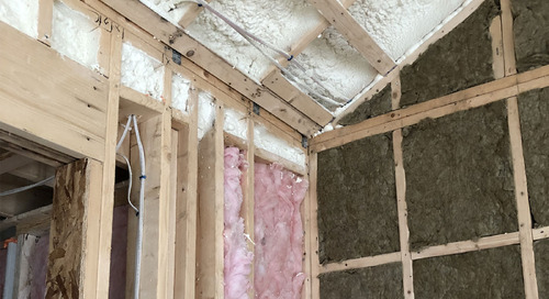 Publisher's Reno Project: Insulation Is In!