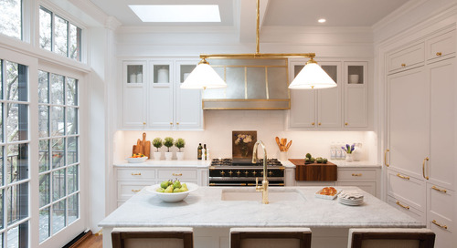 Crown Point Cabinetry Takes Manhattan