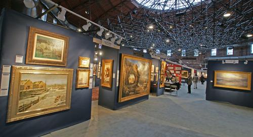 Boston International Fine Art Show: Oct. 18-21