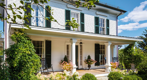 History in the Making: A Belmont Renovation with a French Flourish