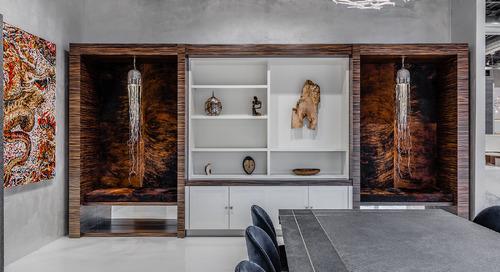 Newton Kitchens & Design's Striking New Space
