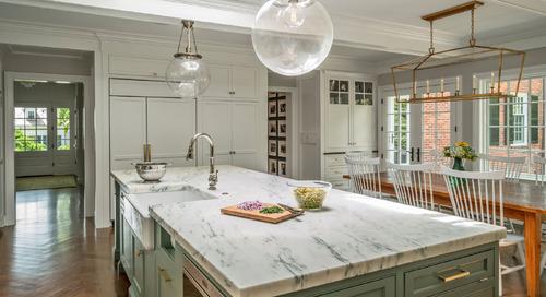 Granite, Marble or Quartz?