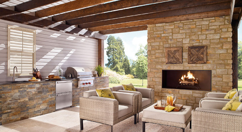 Sizzling Outdoor Kitchen Designs and Pro Tips