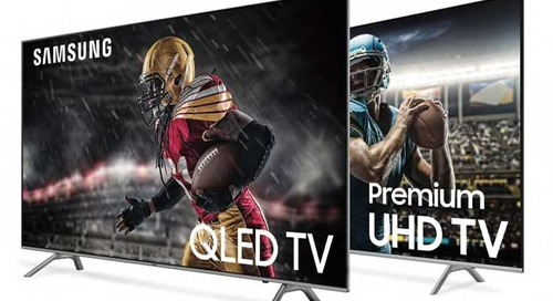Game On! The Best TV for the Big Game