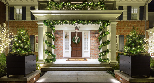 Holiday Ready: Best-Dressed New England Homes