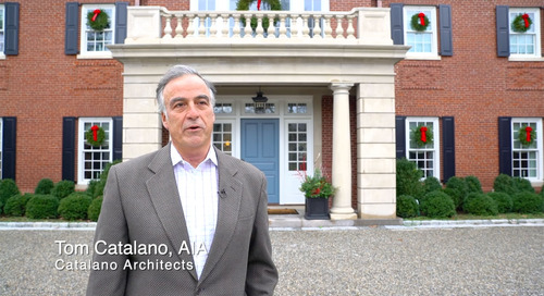On Location with Architect Tom Catalano, AIA