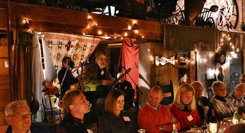 Host A Fall Barn Party: 5 Fab Tips