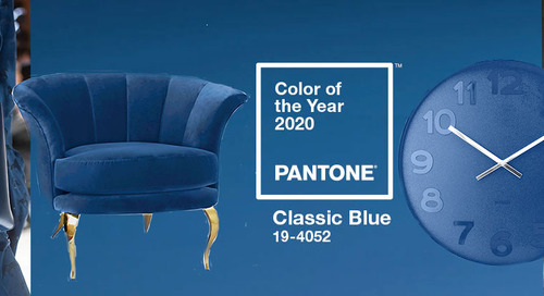 """Pantone Declares """"Classic Blue"""" as the Color of 2020"""