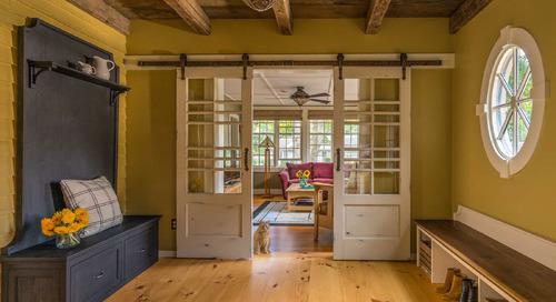 Sliding Barn Door Looks We Love