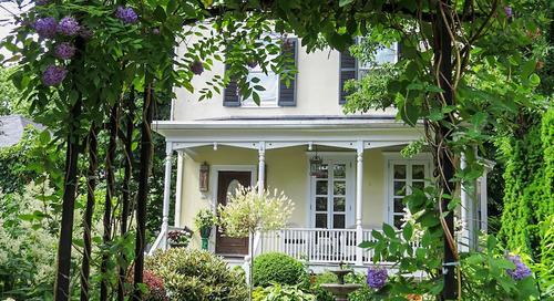 Newport Secret Garden Tour, June 14-16