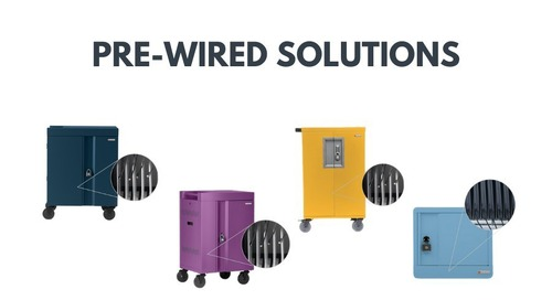 Which Pre-Wired Charging Solution is Best for You?