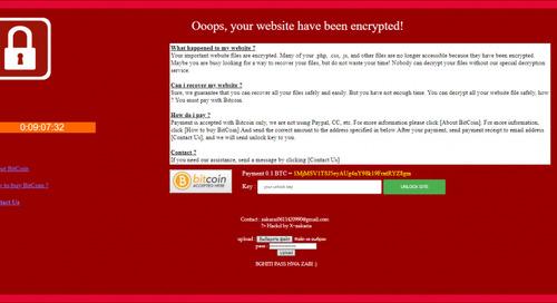 Hacker extorque Bitcoins para desbloquear site do Ministério de Energia da Ucrânia